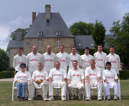 cricket in brittany #01